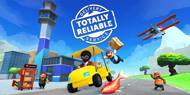Image de Totally Reliable Delivery Service