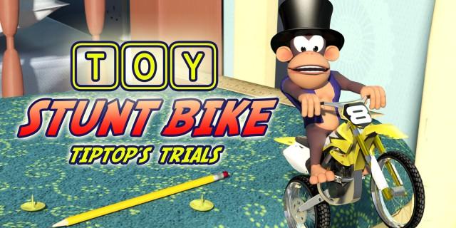 Image de Toy Stunt Bike: Tiptop's Trials