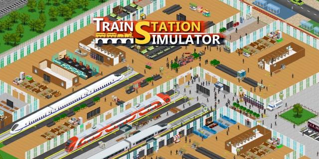 Image de Train Station Simulator