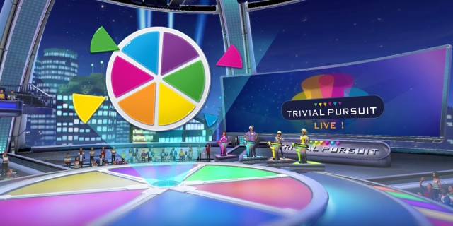 Image de Trivial Pursuit Live!