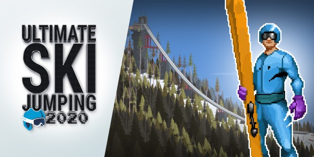 Image de Ultimate Ski Jumping 2020