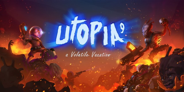 Image de UTOPIA 9 - A Volatile Vacation