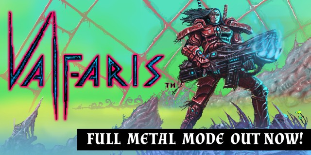 Image de Valfaris Full Metal Mode