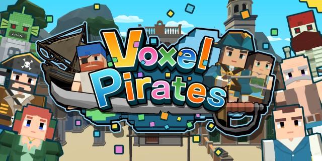 Image de Voxel Pirates