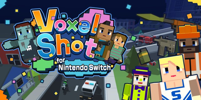 Image de Voxel Shot for Nintendo Switch