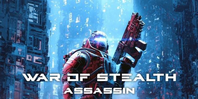 Image de War of stealth - assassin