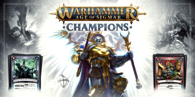 Image de Warhammer Age of Sigmar: Champions