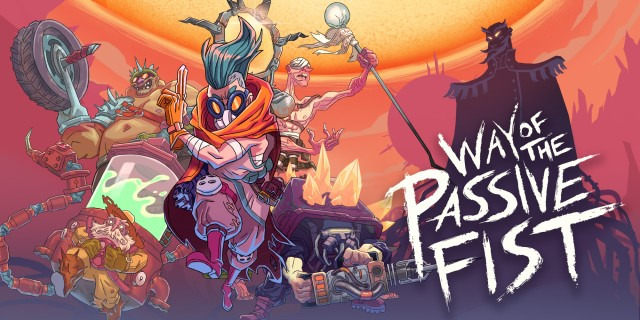 Image de Way of the Passive Fist