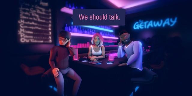 Image de We should talk.