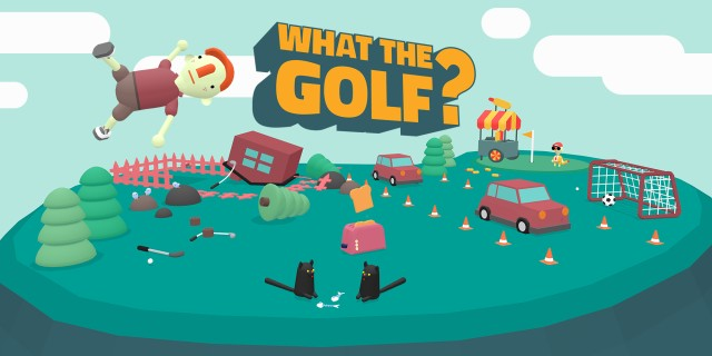 Image de WHAT THE GOLF?