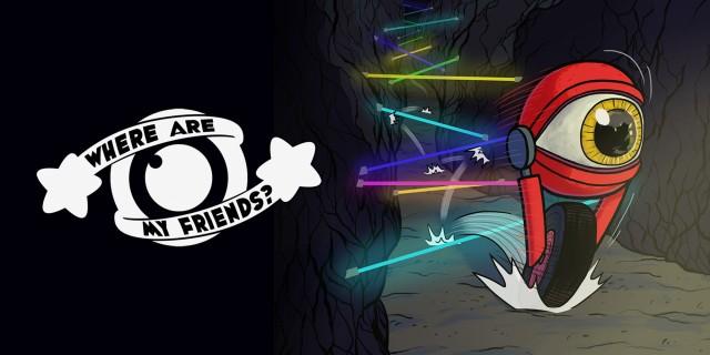 Image de Where Are My Friends?
