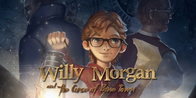 Image de Willy Morgan and the Curse of Bone Town