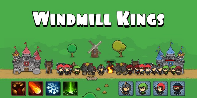 Image de Windmill Kings