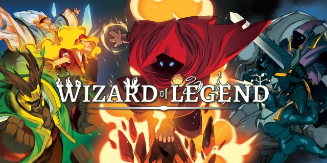 Image de Wizard of Legend
