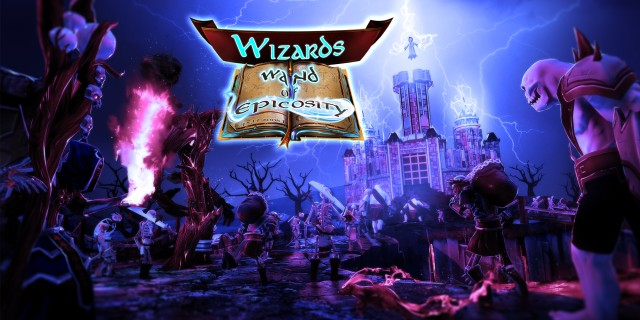 Image de Wizards: Wand of Epicosity