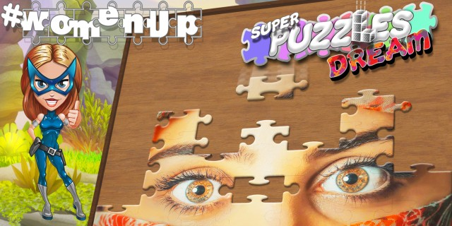 Image de #womenUp, Super Puzzles Dream
