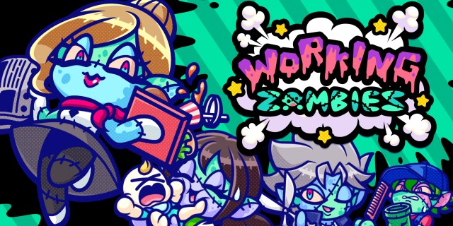 Image de Working Zombies