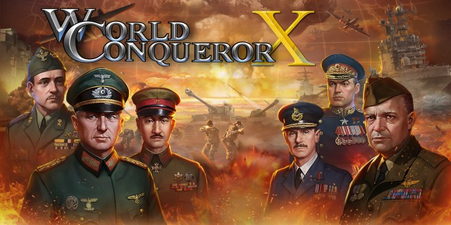 Image de World Conqueror X