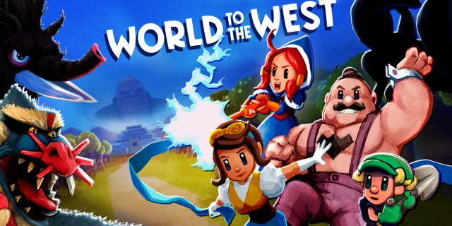 Image de World to the West