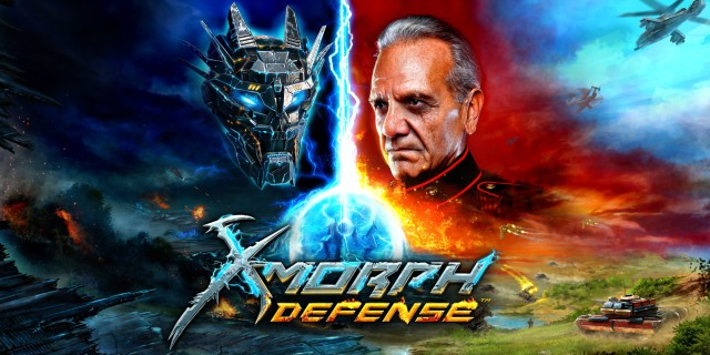 Image de X-Morph: Defense