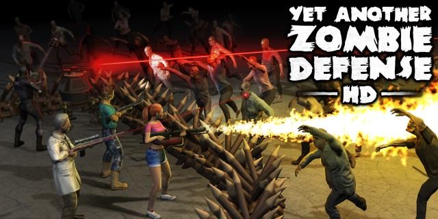 Image de Yet Another Zombie Defense HD