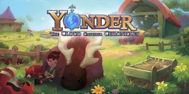 Image de Yonder: The Cloud Catcher Chronicles
