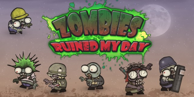 Image de Zombies ruined my day