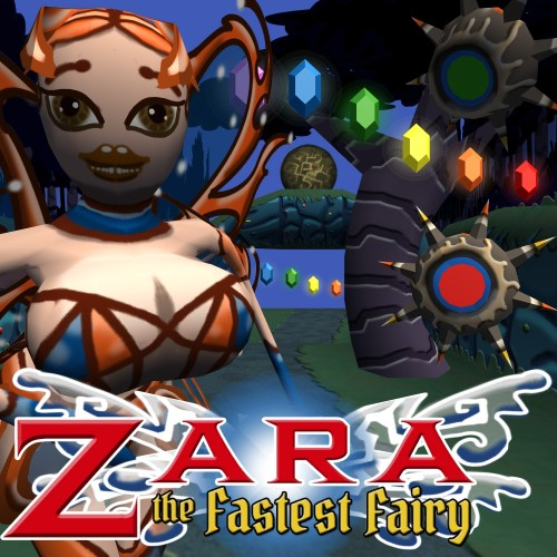 Zara The Fastest Fairy