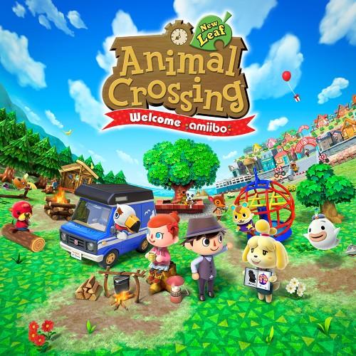 Animal Crossing: New Leaf — Welcome Amiibo