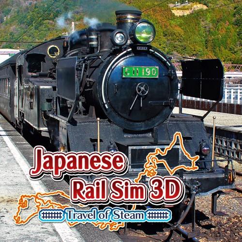 Japanese Rail Sim 3D Travel Of Steam