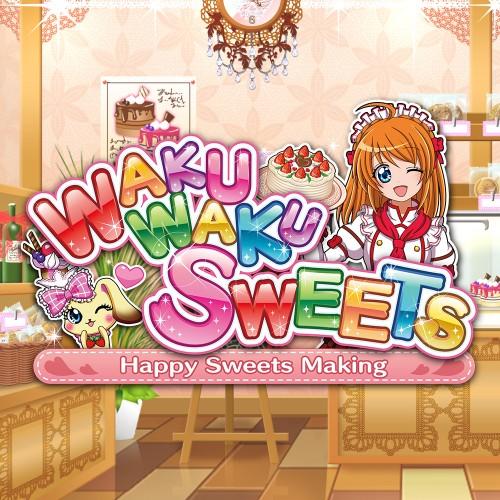 Waku Waku Sweets: Happy Sweets Making