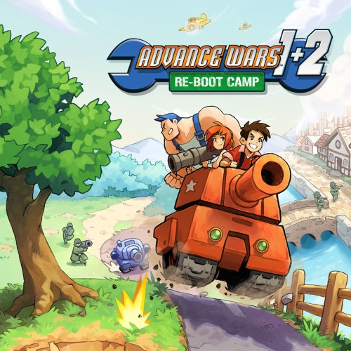 Advance Wars 1+2: Re-Boot Camp