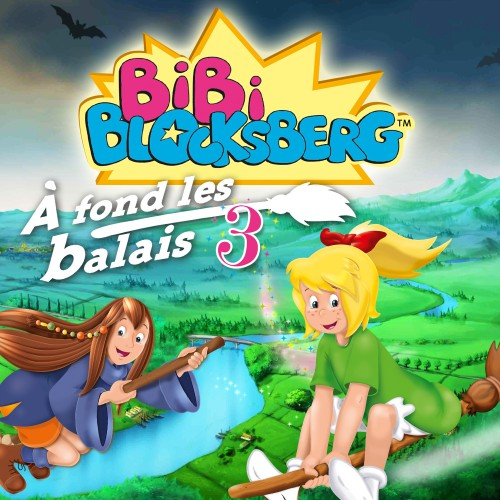 Bibi Blocksberg – À fond les balais 3