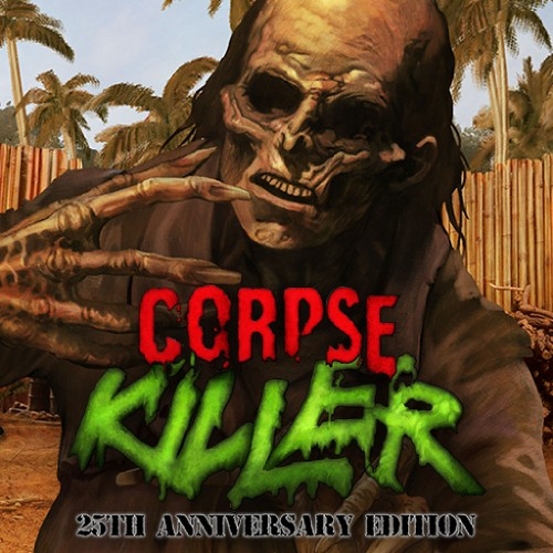 Corpse Killer - 25th Anniversary Edition switch box art