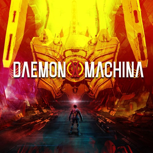 DAEMON X MACHINA switch box art