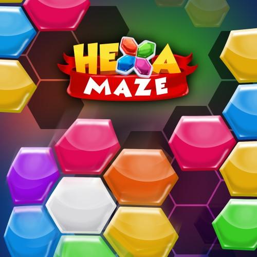 Hexa Maze