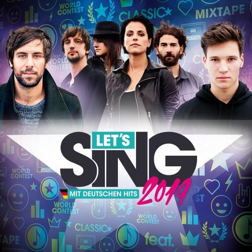Weihnachtslieder Charts 2019.Let S Sing 2019 Mit Deutschen Hits Nintendo Switch Spiele Nintendo