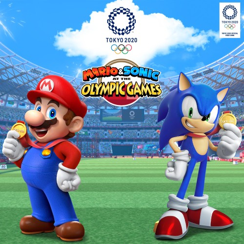 Mario & Sonic at the Olympic Games Tokyo 2020 - Switch games