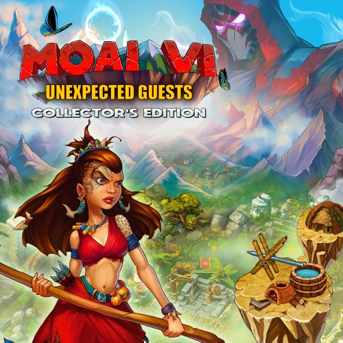 Moai VI: Unexpected Guests