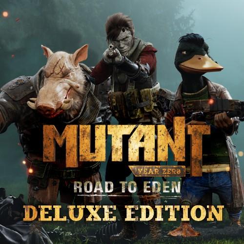 Mutant Year Zero: Road to Eden – Deluxe Edition