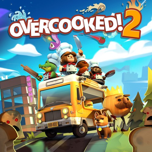 Overcooked! 2 switch box art