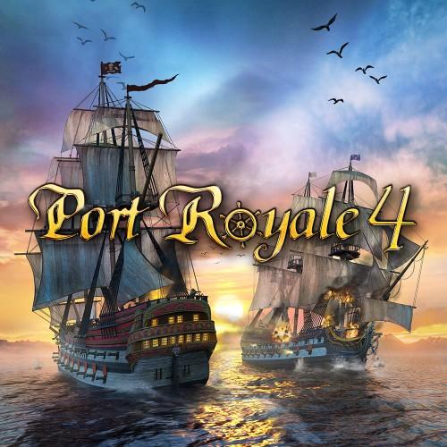 Port Royale 4 switch box art