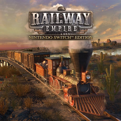 Railway Empire - Nintendo Switch Edition