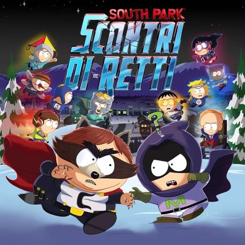 South Park Scontri Di Retti Nintendo Switch Giochi Nintendo