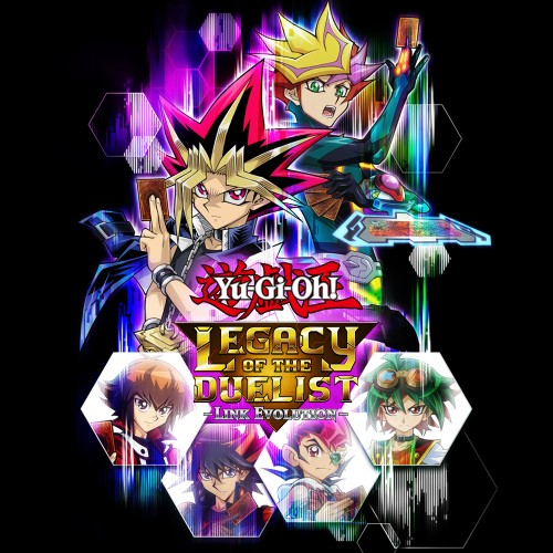 Yu-Gi-Oh! Legacy Of The Duelist: Link Evolution!