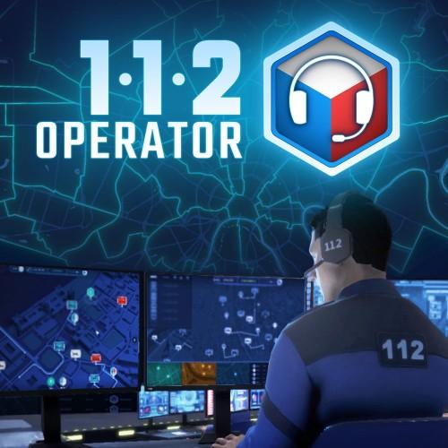 112 Operator switch box art