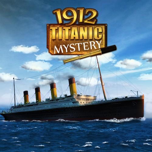 1912: Titanic Mystery switch box art