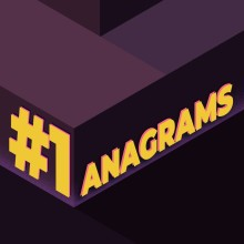 #1 Anagrams