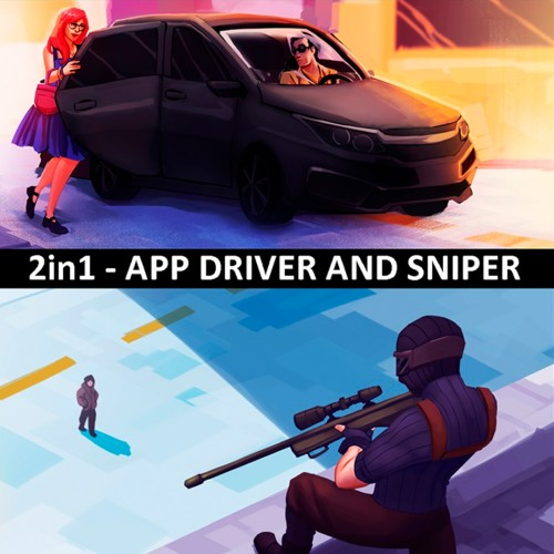 2in1 - App Driver and Sniper