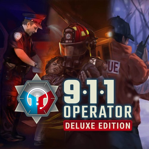 911 Operator Deluxe Edition switch box art